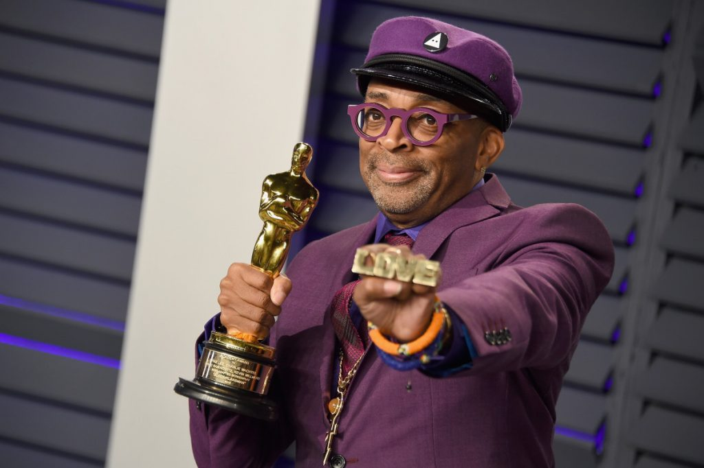 Spike Lee the first black president of Cannes Film Festival jury
