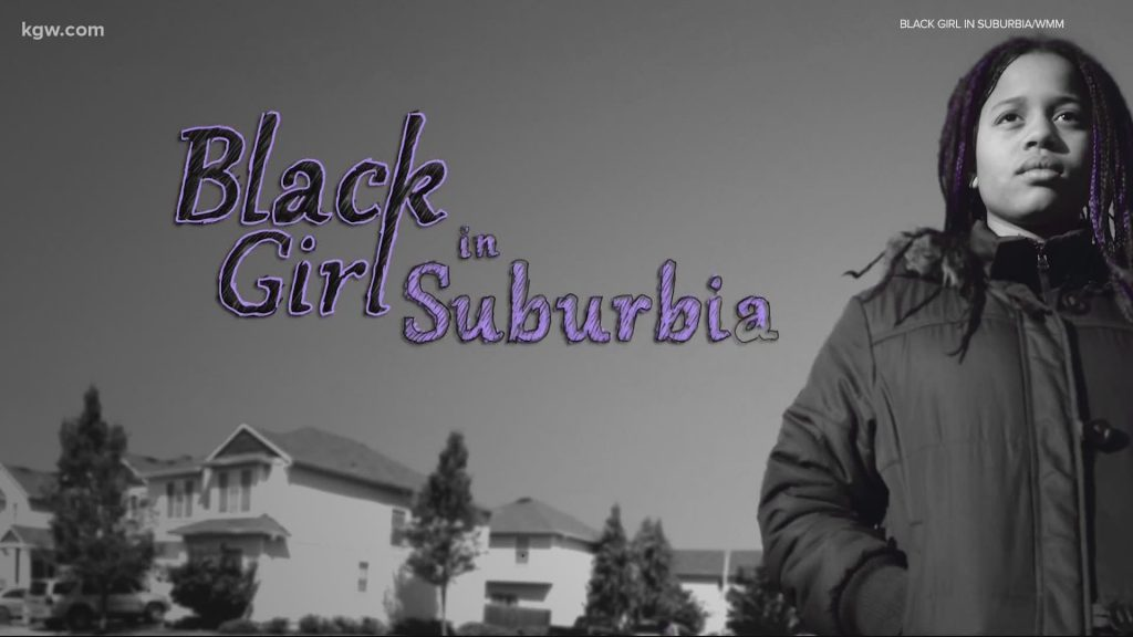 Oregon Black filmmaker discusses growing up in a white suburb